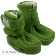 Klett-Stiefelchen mit super Sitz für warme...