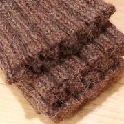 Stulpen bzw. Pulswärmer aus 100% Wolle (Baby-Alpaca)- gaaaanz weich und kuschelig