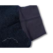 Wollfleece-Hose mit angenehmen Baby-Bündchen 95% Baumwolle und 5% Elasthan plus Umschlag am Bein, 100% Wolle, Lieferumfang: 1 Hose